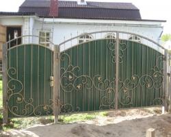 Важная роль ворот и их калитки