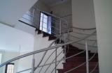 Вариации для ограждений лестниц в жилом пространстве