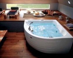 Ваша ванна с гидромассажем