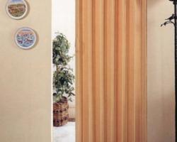 Складные и раздвижные двери как средства экономии пространства в квартире