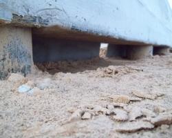 Обустройство засыпки под фундамент дома