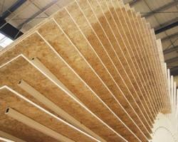 Строительные древесные плиты