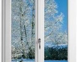 Можно ли устанавливать окна зимой?