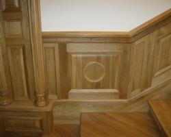 Деревянные стеновые панели: преимущества
