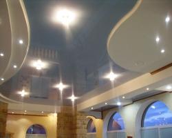О подвесных потолках