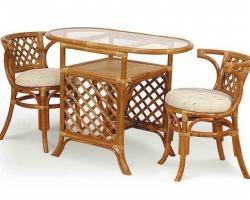 Особенности выбора ротанговой мебели