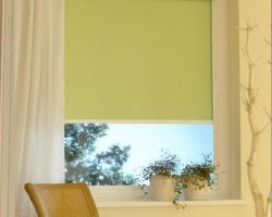 Рулонные шторы: способы крепления