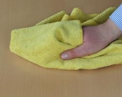 Как мыть ламинат?