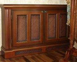Деревянные барные стойки и стеновые офисные панели