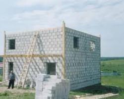 Пенобетон в строительстве
