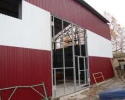 Использование легких металлоконструкций в современном строительстве