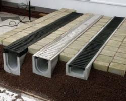 Устройство дренажной системы для загородного дома