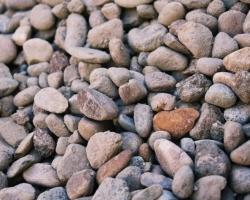 Использование в строительстве природного гравия