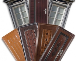 Достоинства и недостатки металлических дверей