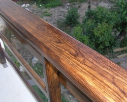 Защита деревянных изделий от воздействия внешней среды