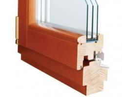 Особенности современных окон, сделанных из дерева