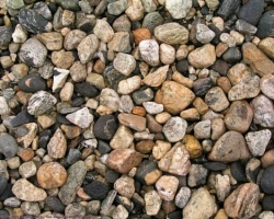 Использование щебня и гальки в строительстве