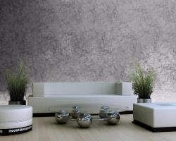 Создание уникального интерьера при помощи фактурных стен