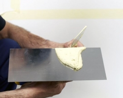 Акриловая фасадная штукатурка