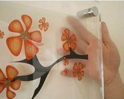 Фотостекло в интерьере: использование фотостекла при оформлении кухни и ванной комнаты