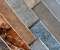 Облицовка балконных стен керамической плиткой