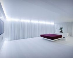 Цвет и объёмно-пространственная форма помещений