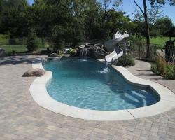 Достоинства и недостатки композитных бассейнов