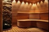 Как отделать изнутри баню из бруса?