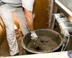 Как приготовить бетон своими руками?