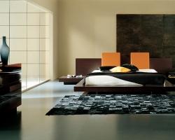 Делаем спальню в японском стиле