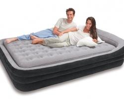 Надувная кровать – выигрышное решение для вашего дома
