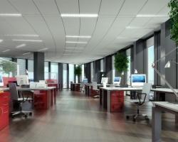 Благоустройство офисного пространства