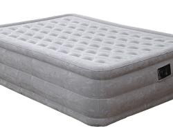 Надувная кровать - удачное приобретение