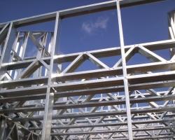 Строительство зданий для автосервисов