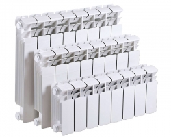 Биметаллические радиаторы: особенности монтажа