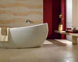 Советы по выбору напольной плитки для ванной