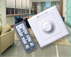 Диммеры - удобное управление освещением в доме
