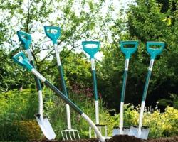 Садовый инструмент для земляных работ
