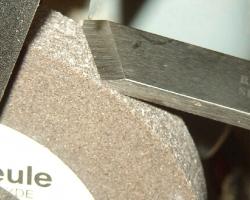 Заточка инструментов в домашних условиях