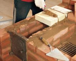 Инструменты для печных работ