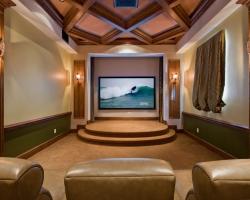 Как правильно разместить домашний кинотеатр? Продолжение