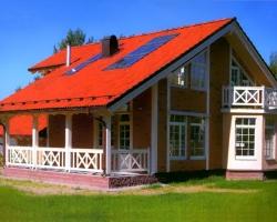 Дом «Солнечный»