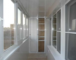 Выбираем вид остекления балкона или лоджии