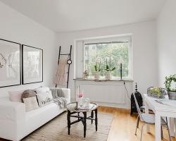 Диван для малогабаритной квартиры