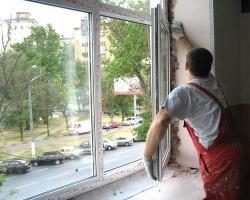 Контролируем процесс монтажа пластиковых окон