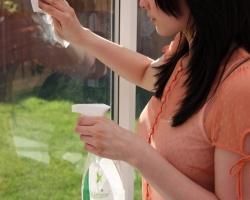 Правила ухода за окнами ПВХ
