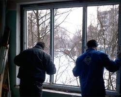 Подготовка оконного проема для установки пластикового окна