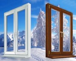 Достоинства и недостатки замены оконных систем в зимнее время года