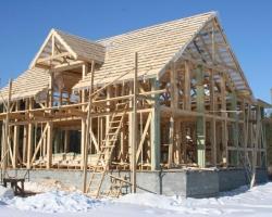 Специфика строительства каркасного дома