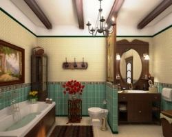 Как расширить тесную ванную